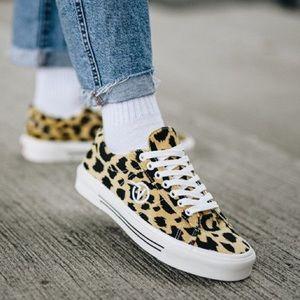 Vans Sid Dx Anaheim Factory Og Leopard